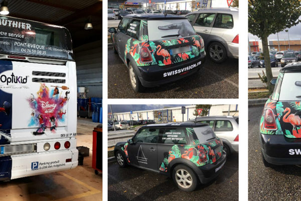 Habillage-covering-vehicules-Eleven-Paris-Marvel-Spiderman-Disney
