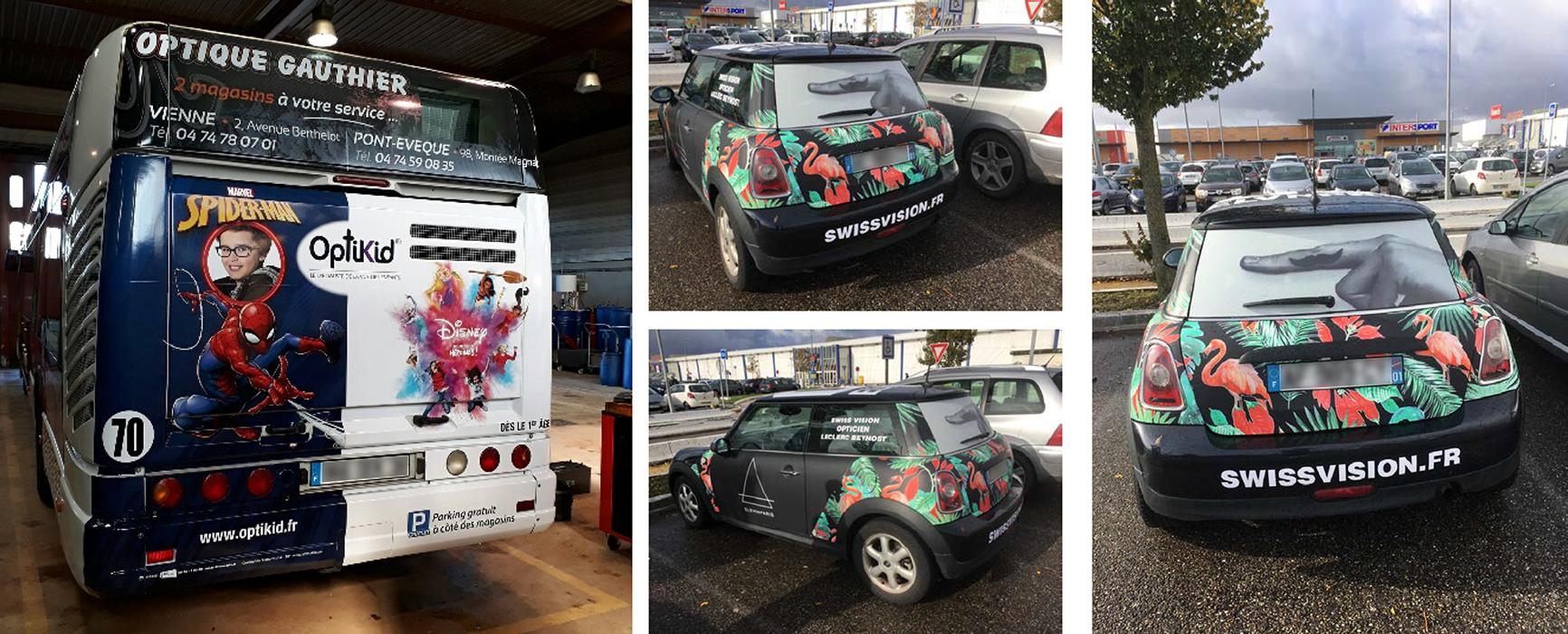 Habillage-covering-vehicules-Eleven-Paris-Marvel-Spiderman-Disney